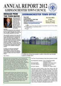 Town Council Meeting - Budget @ Town Hall | Godmanchester | England | United Kingdom