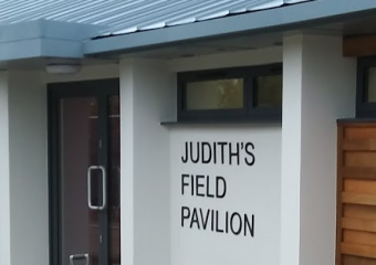Judith's Field Pavilion Refurbishment