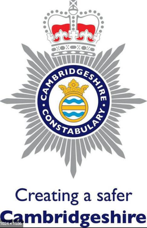 Cambs Police Logo