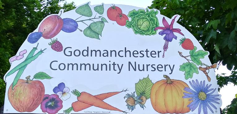 Community Nursery Sign