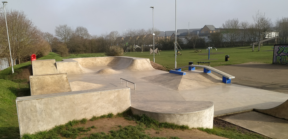 Photo of Skatepark
