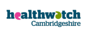 Healthwatch Cambs Logo