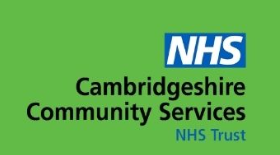 Cambs Community Services NHS Logo