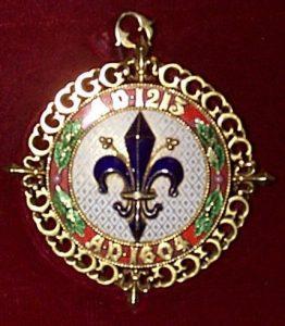 The Main Medallion