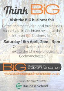 Think BiG Godmanchester Business Fair