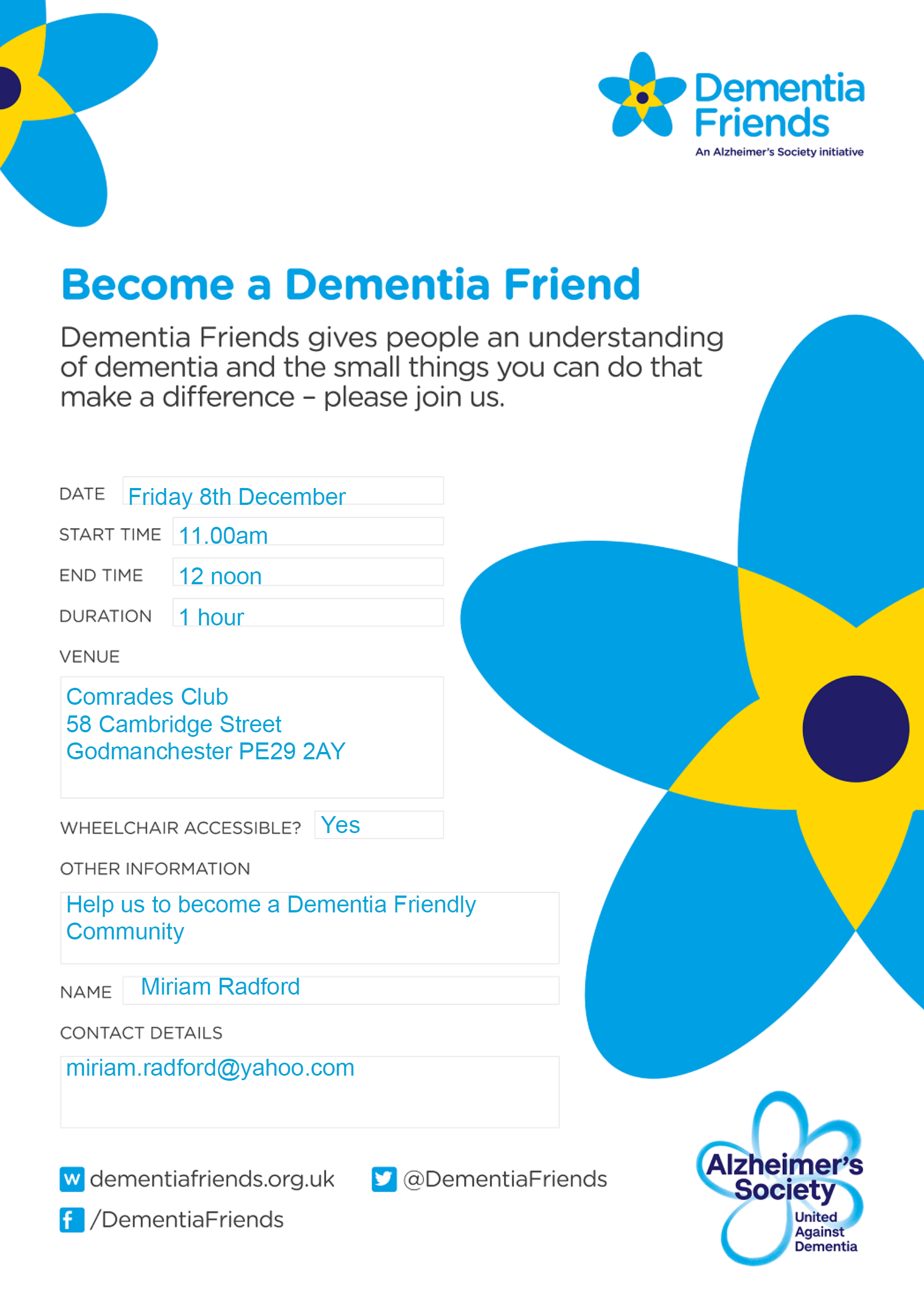 Dementia Friends