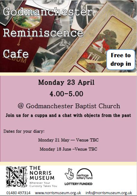 GMC Reminiscence Cafe
