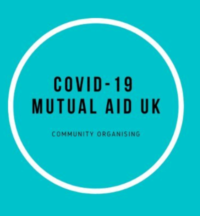 Mutual Aid UK Logo