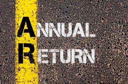 Image reading 'Annul Return'