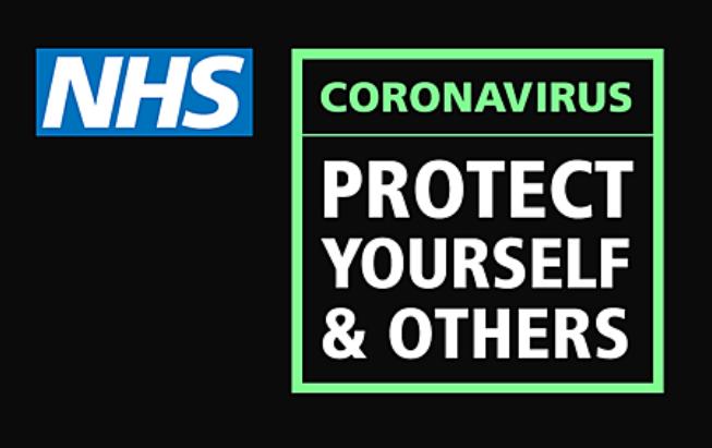 Coronavirus GOV Logo