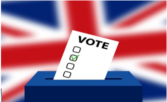 Photo of a Voting Slip