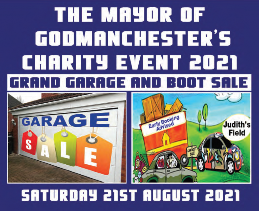 Garage and Boot Sale Advert