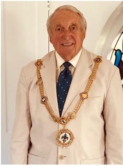 Photo of Mayor Cllr Cliff Thomas